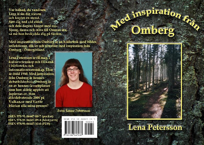 Bokomslaget till andra upplagan av Med inspiration från Omberg